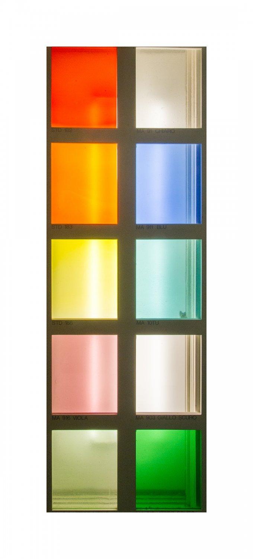 Mobili e rivestimenti vetri per arredamento prodotti vetreria rasom urbano di rasom - Pomelli colorati per mobili ...